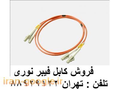 فروش محصولات فیبر نوری فیبر نوری اروپایی تهران 88951117